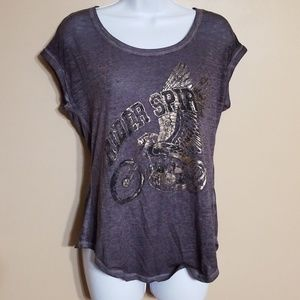 Rock & Republic Small Rider Spirit Motorcycle Top